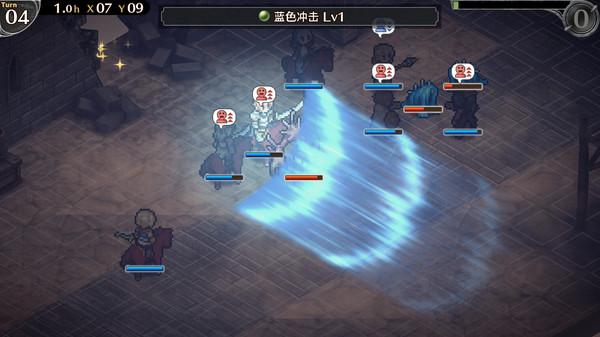 Mercenaries Blaze截图