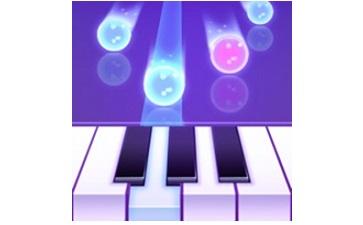 钢琴键盘练习段首LOGO
