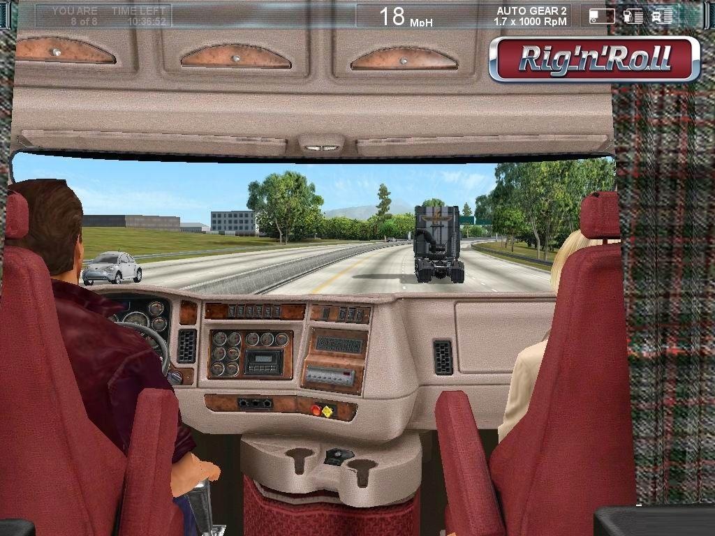 加州卡车王截图