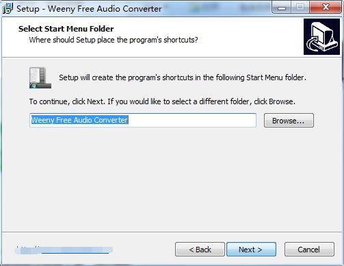 Weeny Free Audio Converter截图
