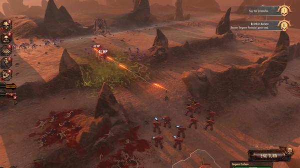 Warhammer 40,000: Battlesector截图
