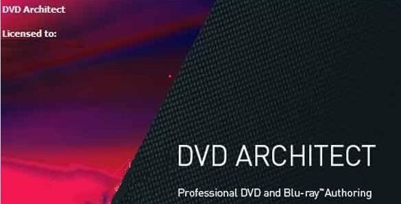 Vegas DVD Architect截图
