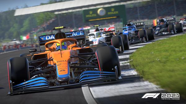 F1 2021截图