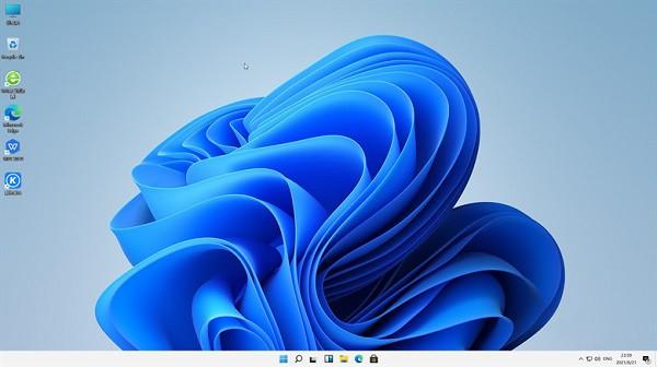 windows11桌面中文版截图