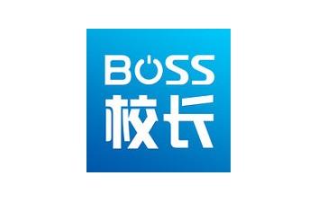 BOSS校长段首LOGO