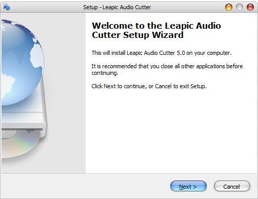 Leapic Audio Cutter截图