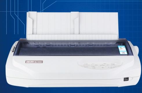 得力DL-1600K打印机驱动截图