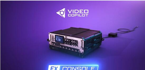 VideoCopilot FXConsole截图