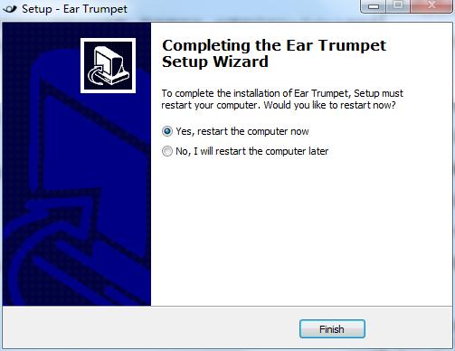 Ear Trumpet截图