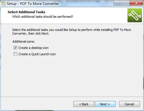 PDF To More Converter截图
