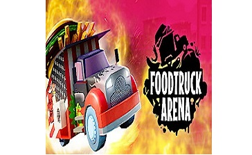 Foodtruck Arena段首LOGO