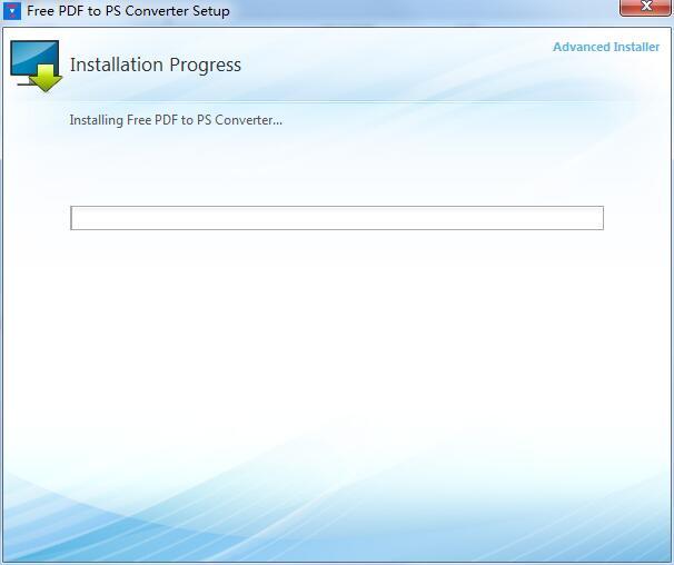 Free PDF to PS Converter截图