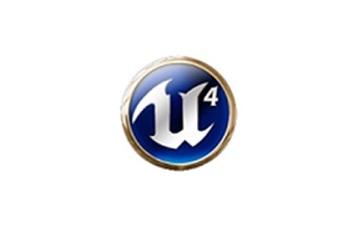 虚幻引擎Unreal Engine 4段首LOGO