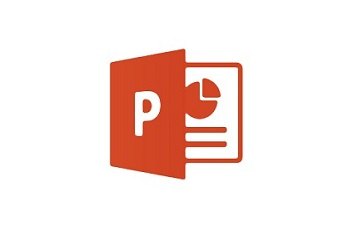 Microsoft Office PowerPoint段首LOGO
