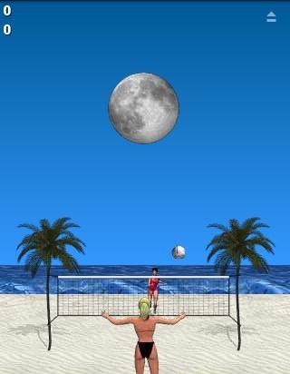 沙滩排球截图