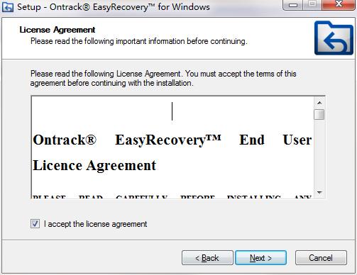 Ontrach EasyRecovery截图