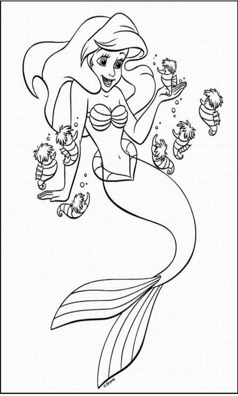 芭比公主涂鴉截圖
