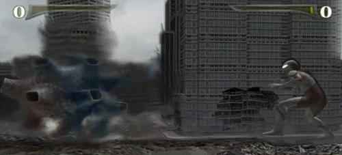 奥特曼格斗进化4:重生截图