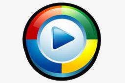 Windows Media Player段首LOGO