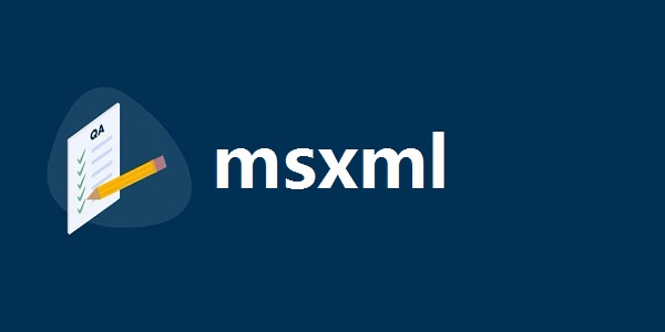 msxml截图