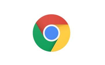 谷歌浏览器Google Chrome (64位)段首LOGO