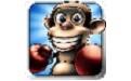 猴子拳击段首LOGO