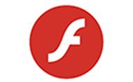 Adobe Flash Player段首LOGO