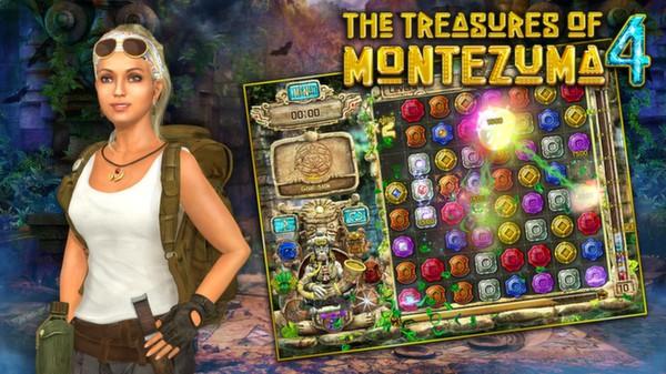 蒙特祖玛的宝藏4截图