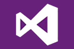 Visual Studio 2019段首LOGO