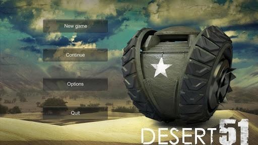 沙漠大戰截圖