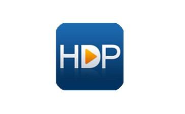 HDP直播段首LOGO