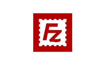 FileZilla段首LOGO