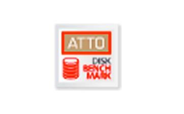 ATTO Disk Benchmark段首LOGO
