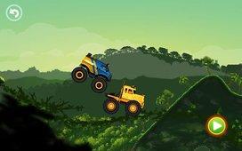 怪物森林卡车截图