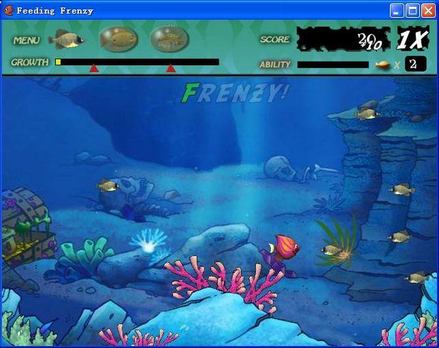 大鱼吃小鱼单机版截图