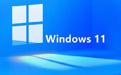 Windows11第五版测试镜像文件段首LOGO