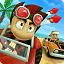 沙滩赛车游戏