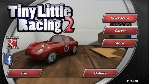 小小赛车2截图