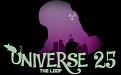 Universe 25段首LOGO