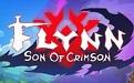 Flynn: Son of Crimson段首LOGO