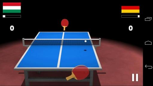 3D乒乓球截图