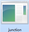 命令行工具Junction截图
