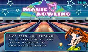 魔术保龄球截图