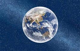 图新地球段首LOGO