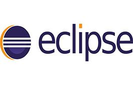 Eclipse段首LOGO