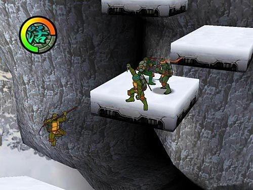 忍者神龟2并肩作战截图
