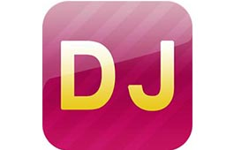 DJ音乐盒  For Android段首LOGO