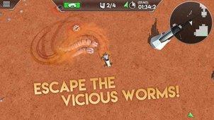 沙漠蠕虫截图
