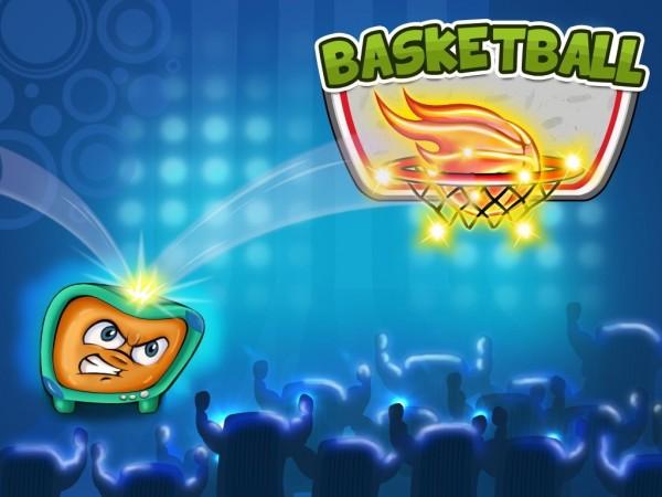 篮球投射截图