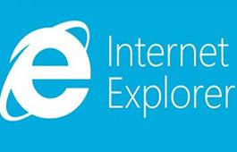 IE11瀏覽器(Internet Explorer 11)段首LOGO